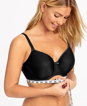 How to Measure Bra Size: Measure Your Band Size